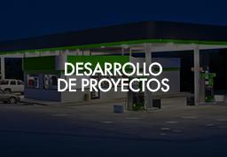Desarrollo de estaciones de servicio