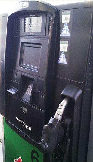 Despacho de Combustible para Estaciones de Servicio