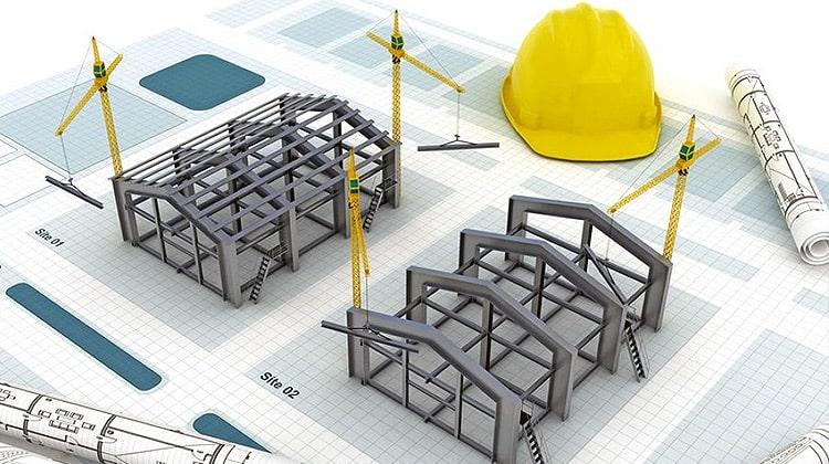 proyecto estructural para estaciones de servicio