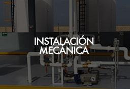 Instalación mecánica estaciones de servicio
